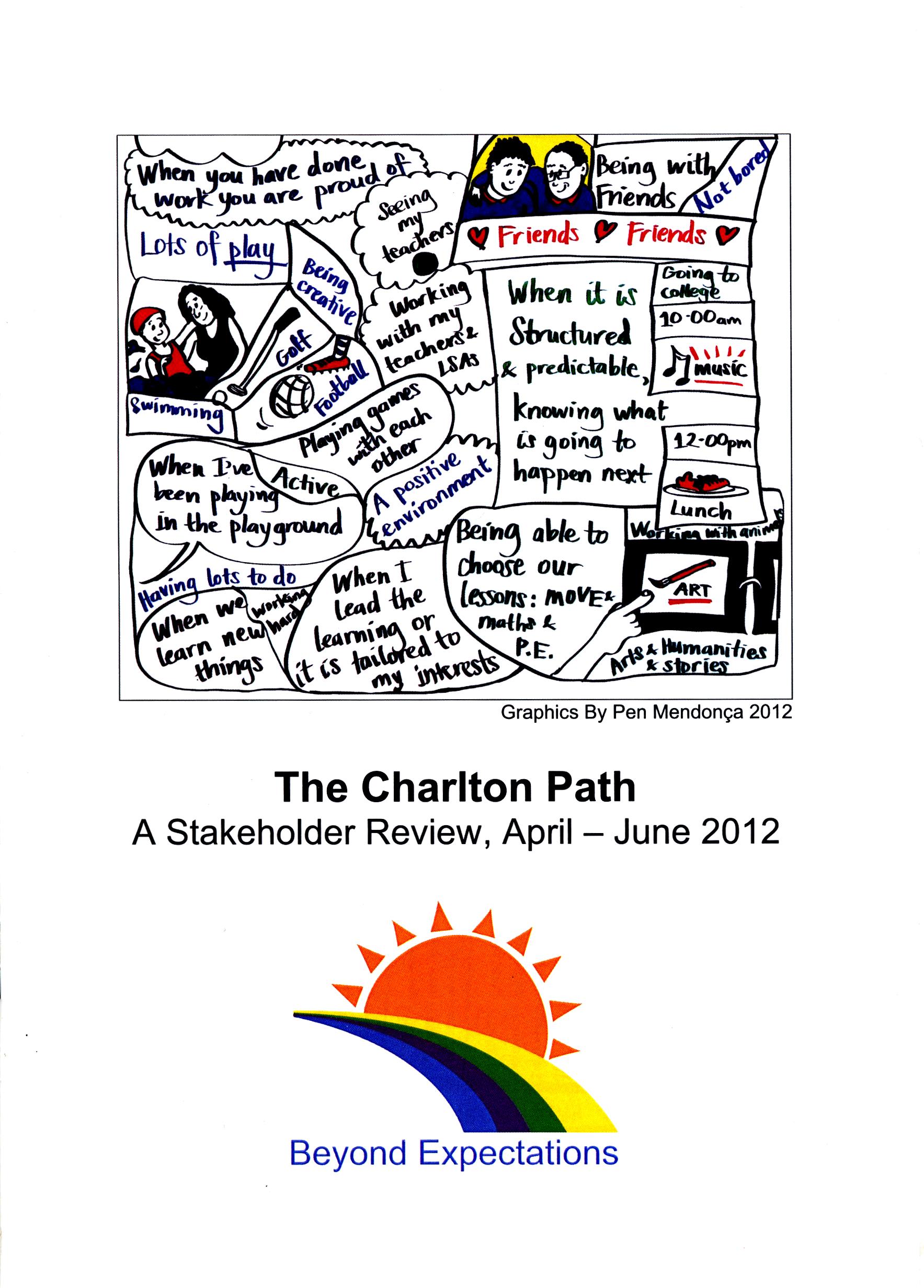 Charlton Park Academy | Pen Mendonca